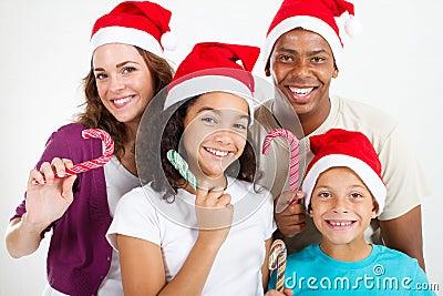 Joyful Family Christmas