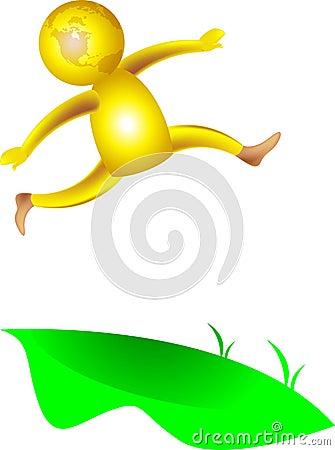 Joyful hopp