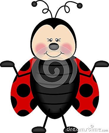Joyful Ladybug