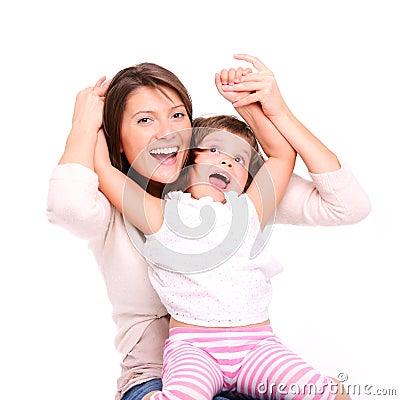 Joyful motherhood