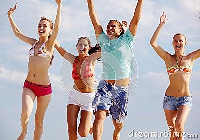 Joyful vacations