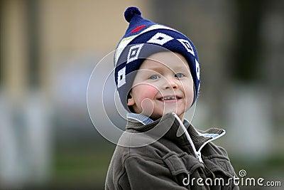 Joyous Boy