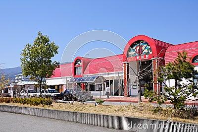 JR Iida Station