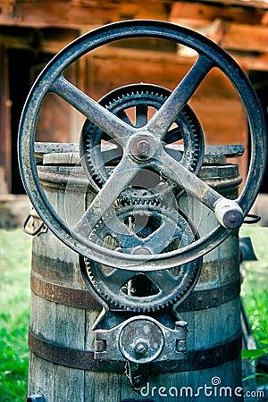 Järnkugghjul