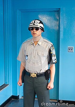 JSA (DMZ) Korea Editorial Photo