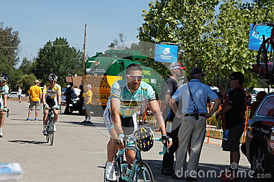 Juan Antonio Flecha 2013 Tour of California Editorial Photo