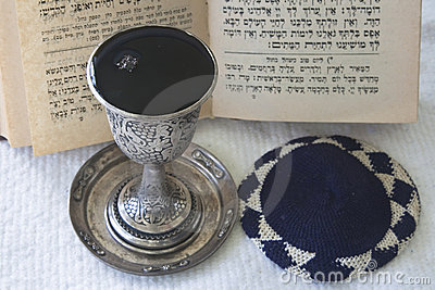 Judaism -  preparing for the Sabbath