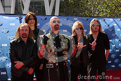 Judas Priest Editorial Photography