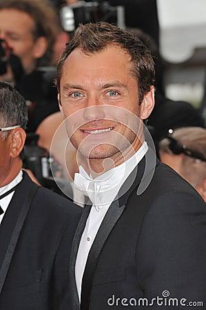 Jude Law Editorial Image