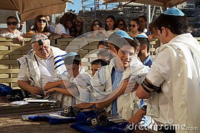 Judendom Redaktionell Arkivbild