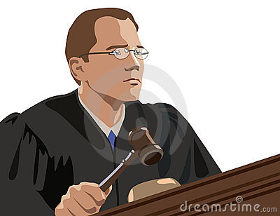 Judge Stock Photo - Image: 7452710