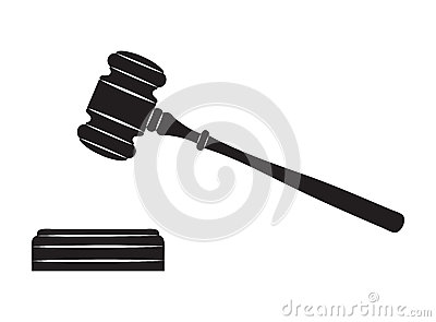 Judge gavel