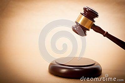 Judge Gavel and Soundboard