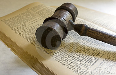 Judge s gavel; Divorce