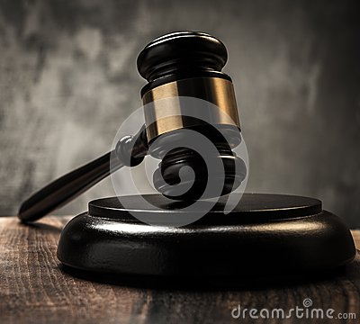 Judge s hammer