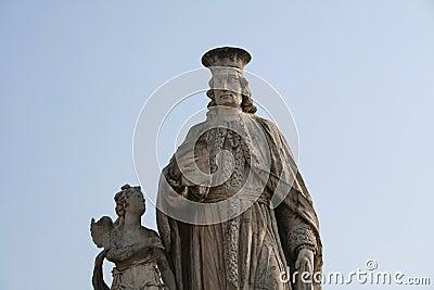 Judge statue