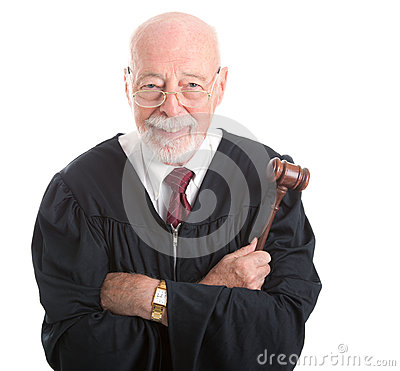 Judge - Wise and Kind