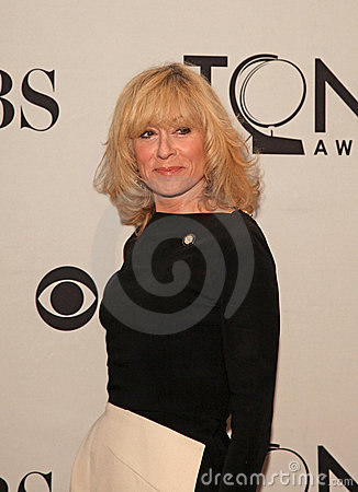 Judith Light, Tony Nominee Editorial Stock Image
