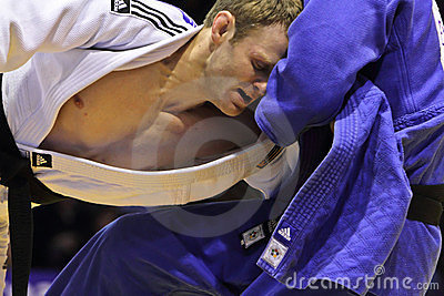 Judo Grandprix 2012 Düsseldorf Germany Editorial Stock Photo