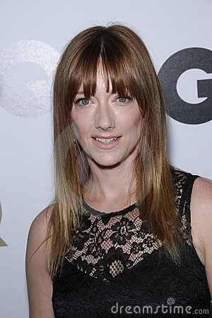 Judy Greer Editorial Image