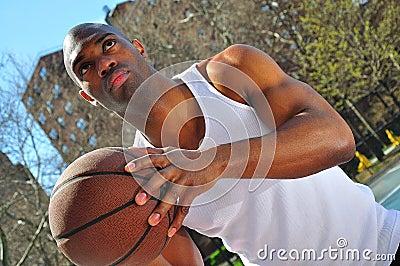 Jugador de básquet