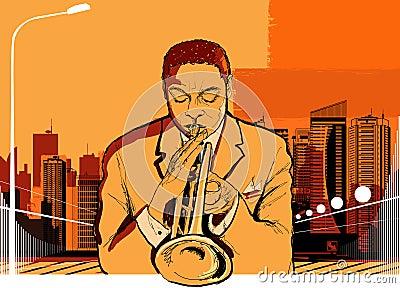 Jugador de trompeta