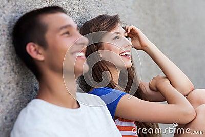 Jugendpaarsitzen