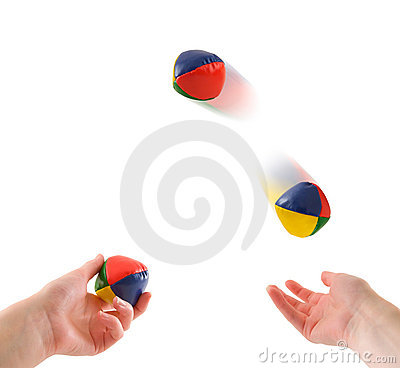 Free Juggling Royalty Free Stock Images - 2027489