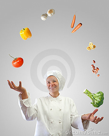 Juglar del cocinero
