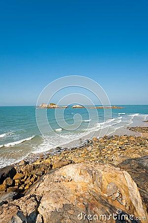 Juguang Matsu Island Untouched Beach V