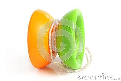 Juguete del yoyo