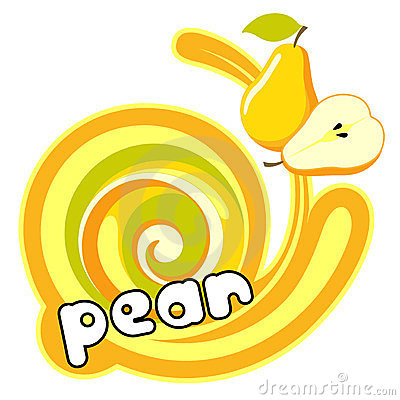 Free Juice Pear. Royalty Free Stock Images - 24009469