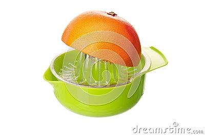 Juicer for citrus
