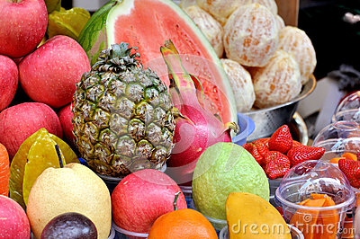 Juices making by various fruit