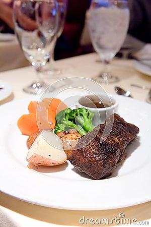 Juicy Angus Steak