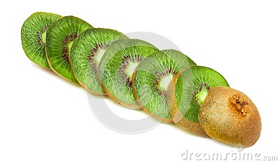 Juicy fruit kiwi