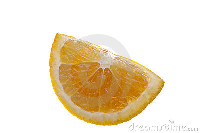 Juicy Orange Wedge
