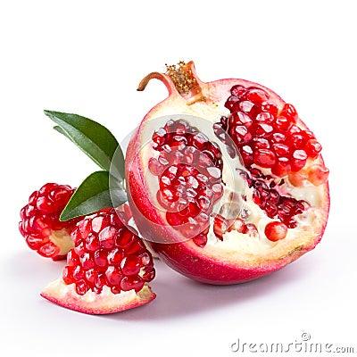 Free Juicy Pomegranate Royalty Free Stock Photography - 86302487