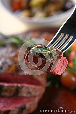 Free Juicy Steak Stock Images - 3775854