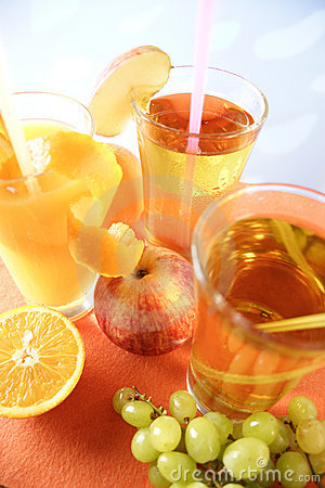 Free Juicy Thirst Quencher Stock Image - 2445921