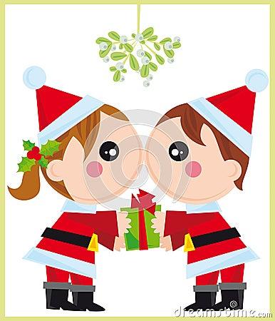 Julförälskelse