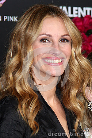 Julia Roberts Editorial Stock Photo