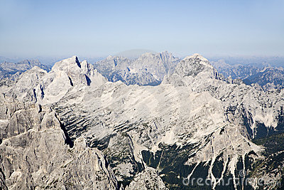 Julian alps - outlook