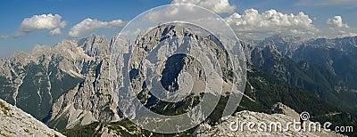 Julian Alps ,Slovenia