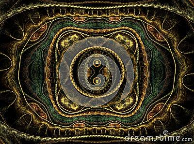 Julian fractal