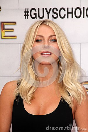 Julianne Hough at Spike TV s 2012  Editorial Photography