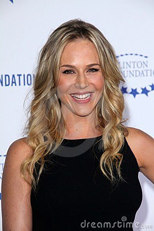 Julie Benz Editorial Stock Photo