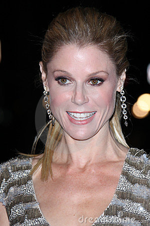 Julie Bowen Editorial Stock Photo