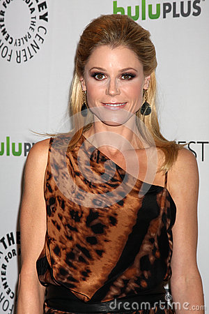 Julie Bowen Editorial Stock Image