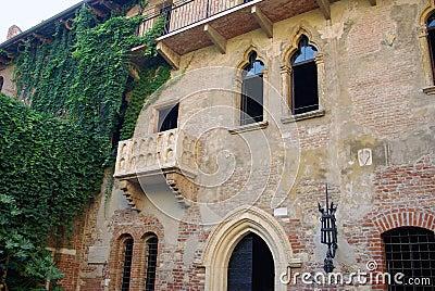 Juliet s House, Verona, Italy